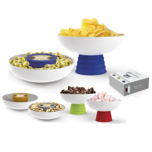 buy Andy Cartwright Topsy-Turvy Snack Bowl