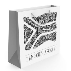 "buy Andy Cartwright ""I Am South African"" Gift Bag"