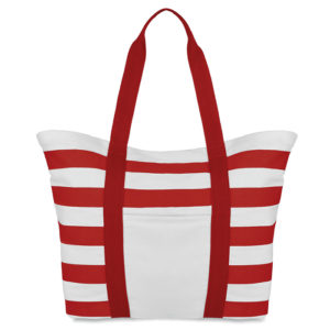 buy Striped Beach Bag