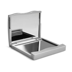 buy Double Compact Square Mirror