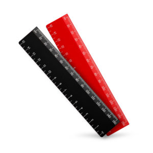 buy Echo 15cm Ruler