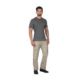 buy Mens Cargo Zip Off Pants