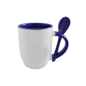 buy Sublimation Whirl Mug & Spoon