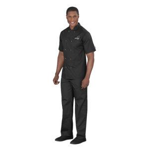 buy Unisex Short Sleeve Zest Chef Jacket