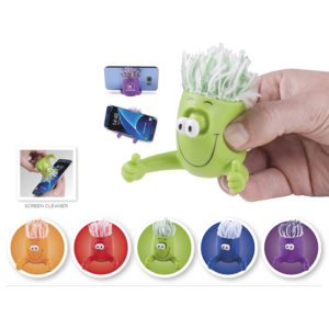 buy Eye Popper Toy Screen Cleaner and Phone Stand