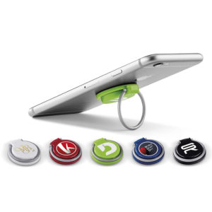 buy Coil-Ring Grip & Phone Stand