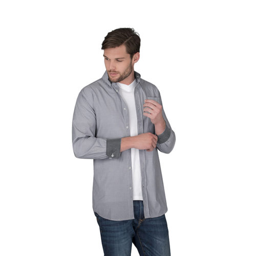 buy Mens Long Sleeve Lisbon Shirt