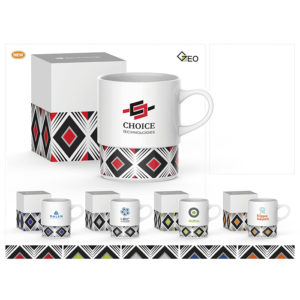buy Andy Cartwright Geo Coffee Mug