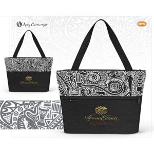"buy Andy Cartwright ""I Am South African"" Conference Tote"