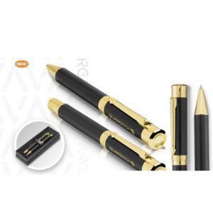 buy Alex Varga Corona Ball Pen & Rollerball Set