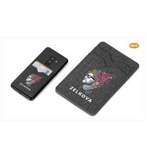 buy Aurora Double Phone Card Holder