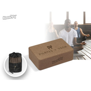 buy Kooshty Kork Yoga Block