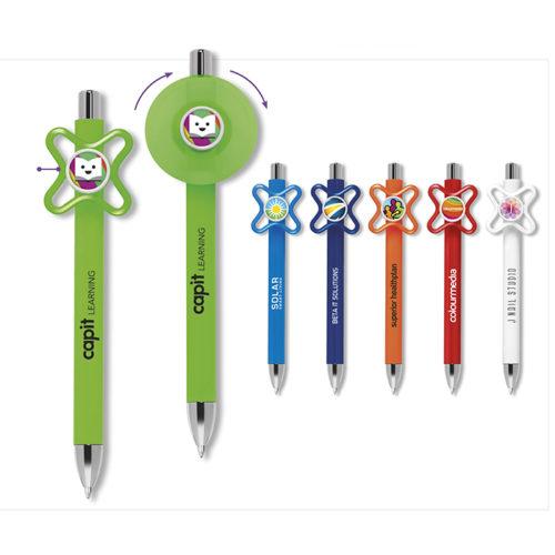 buy Pluto Spinner Ball Pen
