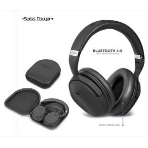 buy Swiss Cougar New York Bluetooth Headphones