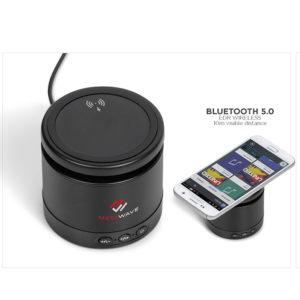 buy Gambit Wireless Charger & Bluetooth Speaker