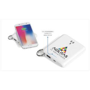 buy Iconic 5000mAh Wireless Power Bank
