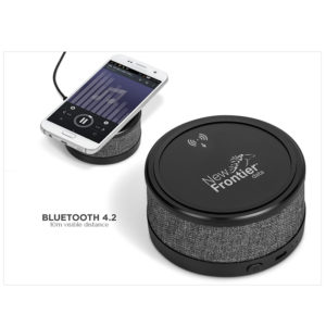 buy Aberdeen Wireless Charger & Bluetooth Speaker