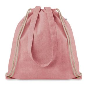 buy 2 Tone Cotton Drawstring Bag