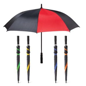 buy Classic Pop Up 2 Tone Umbrella