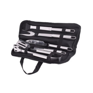 buy 5-Piece Stainless Steel Braai Set