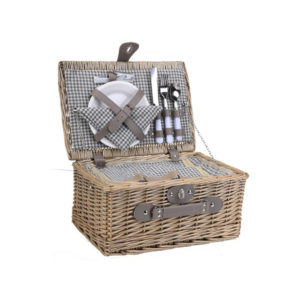 buy 2-Person Wicker Picnic Basket