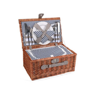 buy 4-Person Wicker Picnic Basket