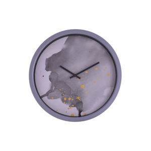 buy Art Deco 30cm Wall Clock