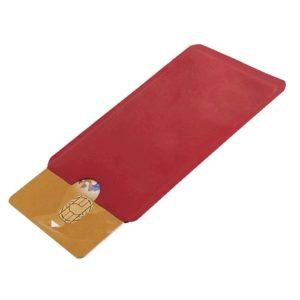 buy RFID Aluminium Foil Card Holder