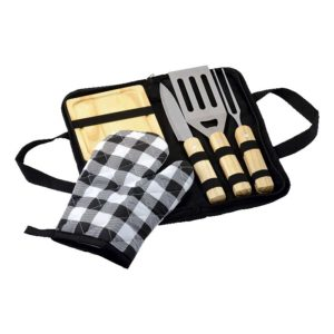 buy 6 Piece Braai Set in Carry Bag