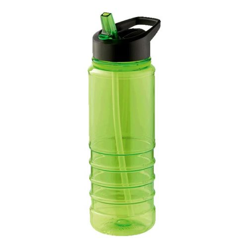 buy 750ml Solid Coloured Tritan Bottle with Straw