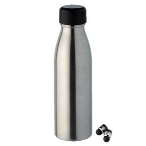 buy 2 in 1 Water Bottle with Bluetooth Earphones