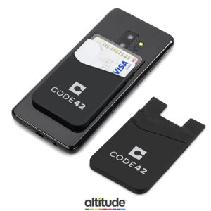 buy Snazzy Dual Phone Card Holder