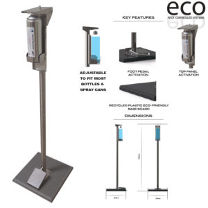 buy Spray Safe Eco Floor Unit