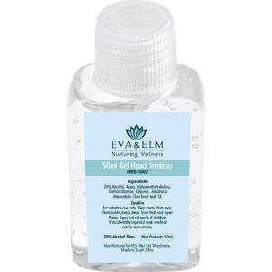 buy Eva & Elm Coppett 50ml Gel Hand Sanitiser