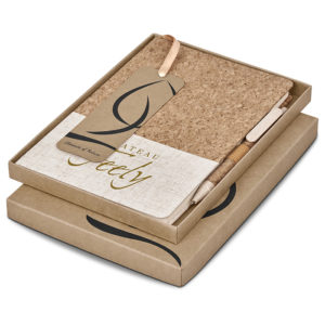 buy Okiyo Cardon Cork A5 Notebook Giftset