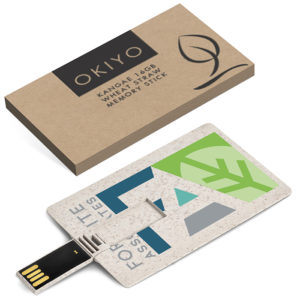 buy Okiyo Kangae 16GB Wheat Straw Memory Stick