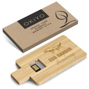 buy Okiyo Sempai 16GB Bamboo Memory Stick