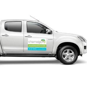 buy A3 Rectangle Shaped Vehicle Magnet Set
