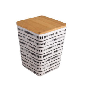 buy 1 Litre Bamboo Container storage