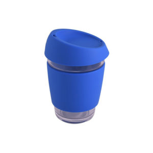 340ml Silicone Sippy Cup Blue