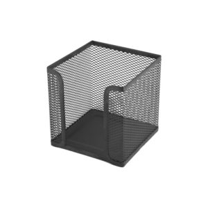 buy Wire Mesh Paper Cube Holder