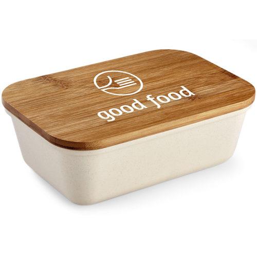 buy Kooshty Natura Bamboo Fibre Lunch Box