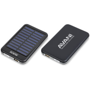 buy Eclipse 5000mAh Solar Power Bank
