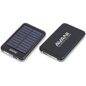 buy Eclipse 5000mAh Solar Power Bank