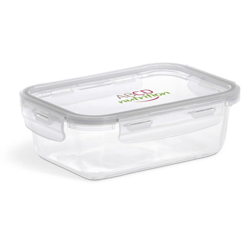 buy Clarion Glass Tub Food Container