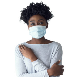 buy Senior Protective 3-Ply Face Mask - Non-Surgical
