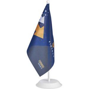 buy Champion Desk Flag - 22cm x 15cm