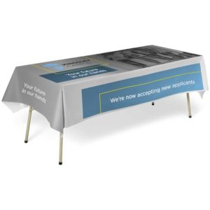 buy Legend Fabric Tablecloth - 2.5m x 1.5m