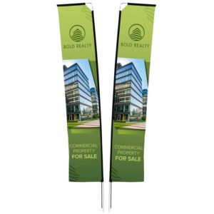 buy Legend 4m Telescopic Double-Sided Flying Banner