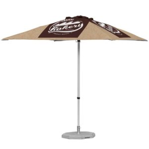 buy Legend Parasol sliding Pole - 2m x 2m